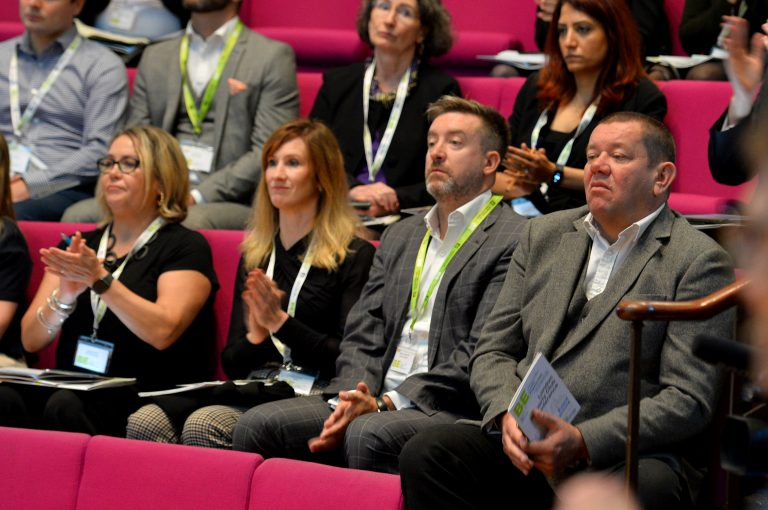 Networking in the Built Environment for Greater London