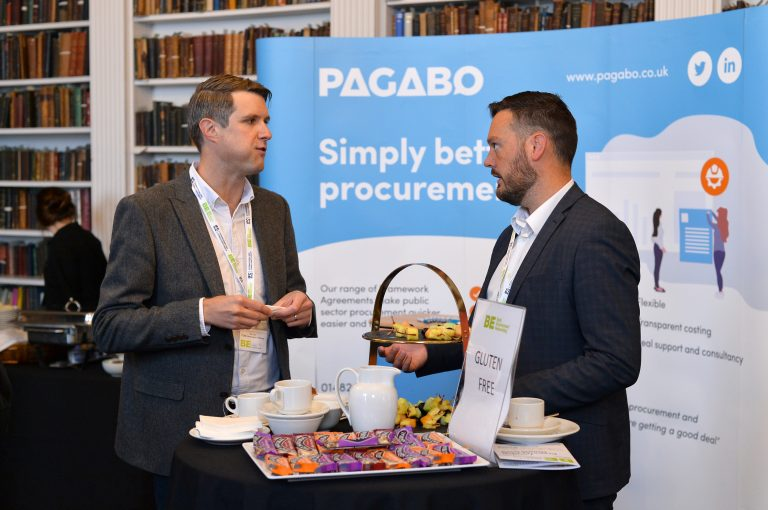 Pagabo Partnered Networking Event for the Built Environment