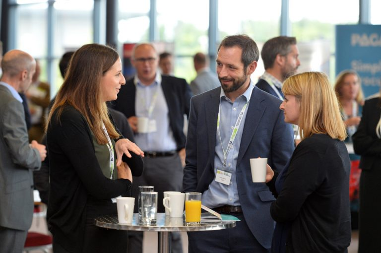 Pagabo Partnered networking area Oxford Cambridge Arc Development Conference 2019