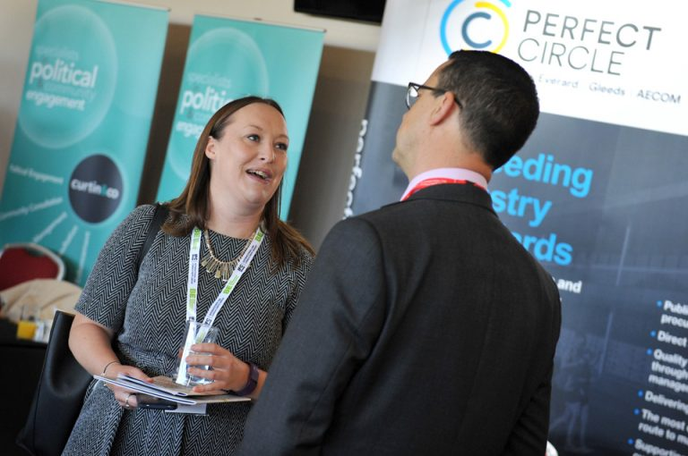 Perfect Circle partnered networking event Built Environment Networking