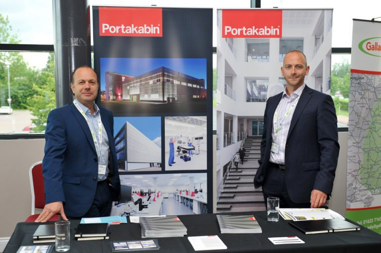 Portakabin partnered networking event Oxford Cambridge Arc Development Conference 2019