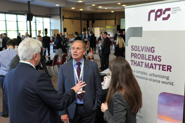 RPS Partnered networking Event Oxford Cambridge Arc Development Conference 2019