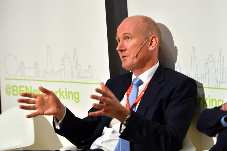 Rupert Waters speaking at London Property Club Sept 2019