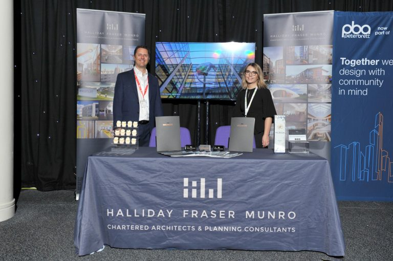 Halliday Fraser Munro Partnered networking Event in Scotland