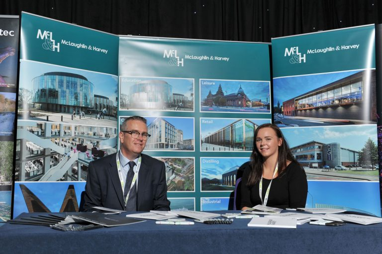 Mclaughling & Harvey Partnered networking event