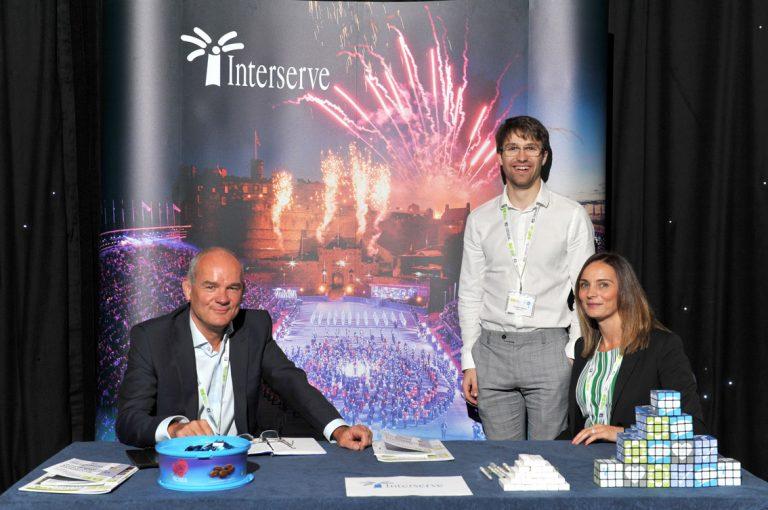 Interserve Partnered networking event