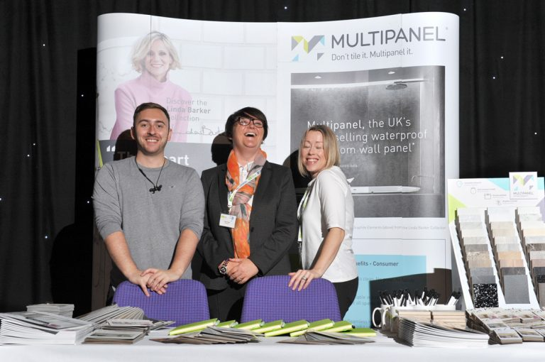 Multi Panel Partnered networking Event