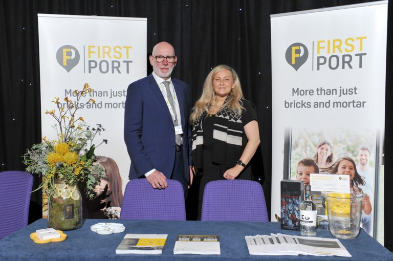 First Port Partnered Networking Event