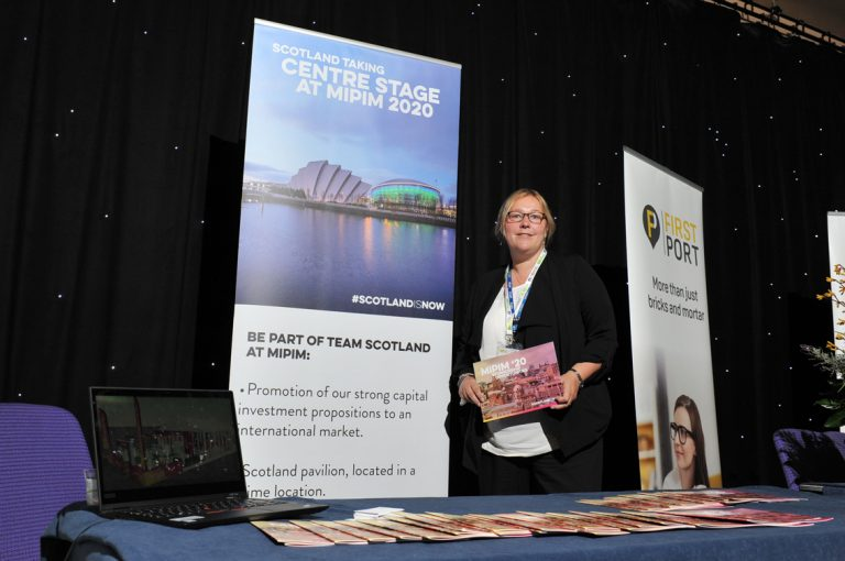 Scotland Is Now at Scotland Development Conference