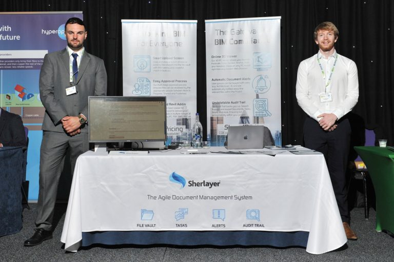 Sherlayer Partnered Networking Event in Scotland