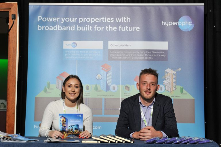 Hyperoptic partnered networking event in Scotland