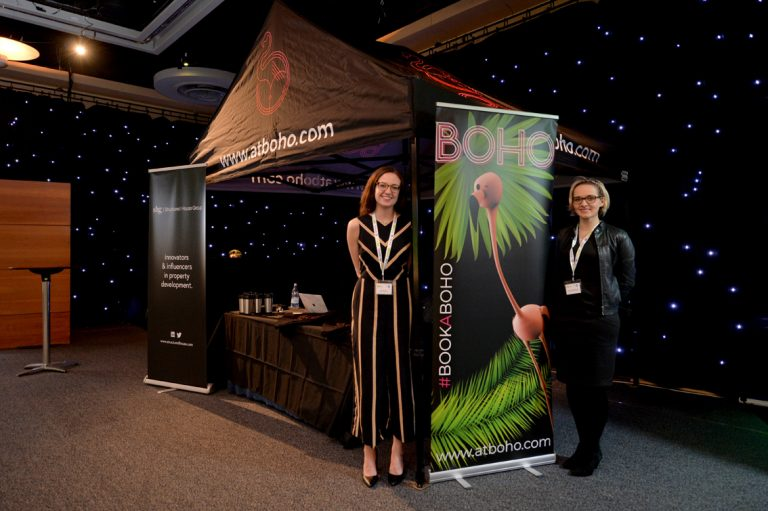BOHO Partnered Networking event in Scotland
