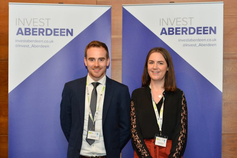Invest Aberdeen at Scotland Development Conference 2019