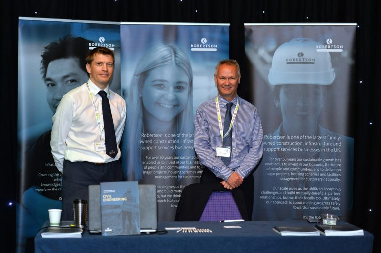 Robertson Construction at Scotland Development Conference 2019