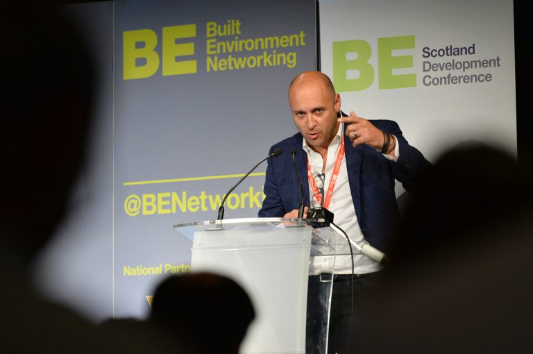 Craig Inglis of BOHO at Scotland Development Conference 2019