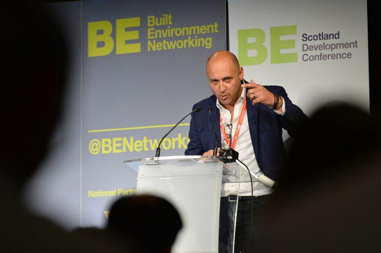 Craig Inglis of BOHO at Scotland Development Conference 2019