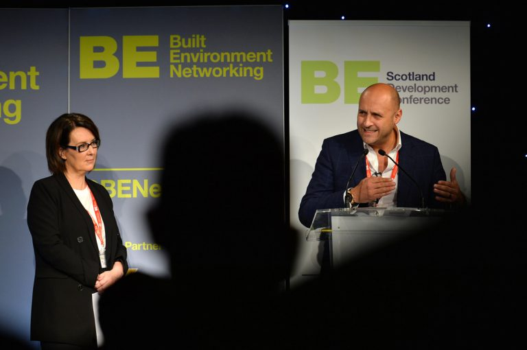 Craig Inglis speaks at Scotland Development Conference 2019