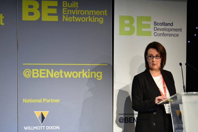 Christine Young of BOHO at Scotland Development Conference 2019