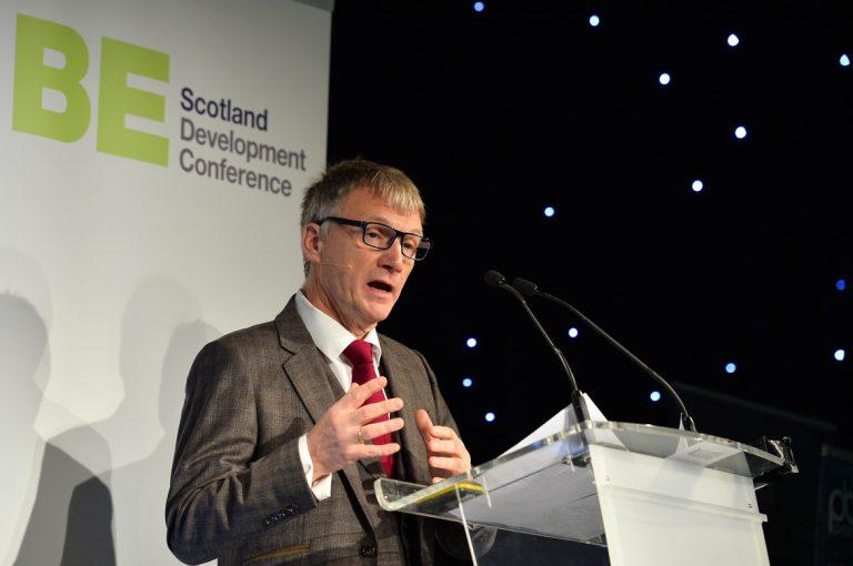 Ivan Paul McKee of Scottish Government