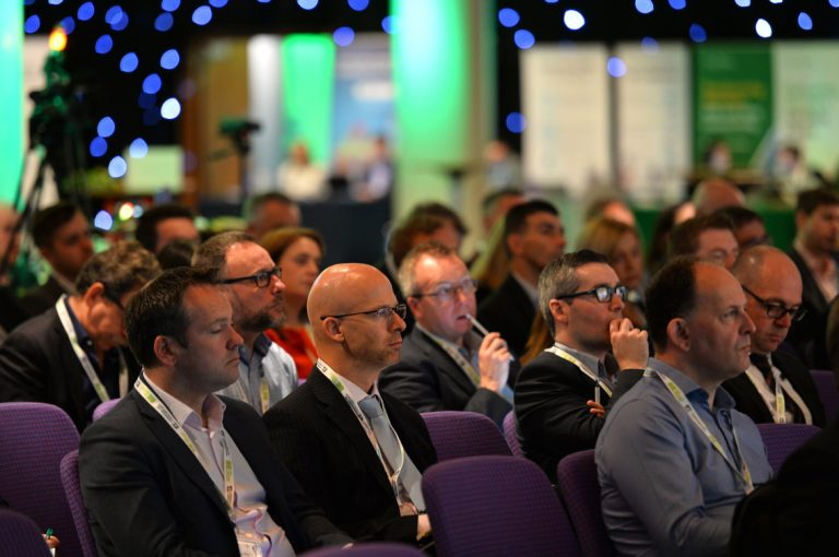 The Crowd at Scotland Development Conference