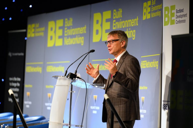 Ivan Paul McKee Speaks at Scotland Development Conference 2019