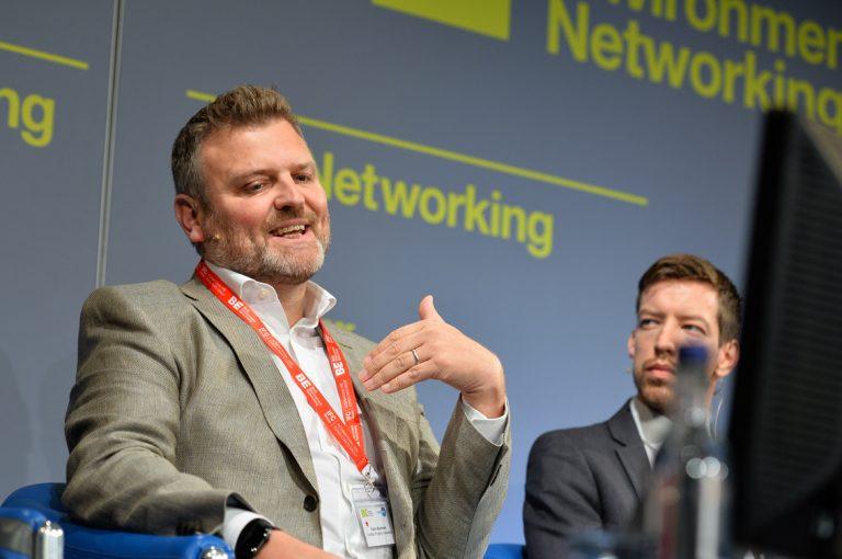Robin Blacklock and John Alexander speak at Scotland Development Conference 2019