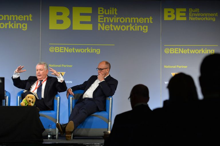 Ken Ross Expresses his views at Scotland Development Conference 2019