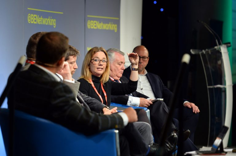 The first Panel at Scotland Development Conference 2019