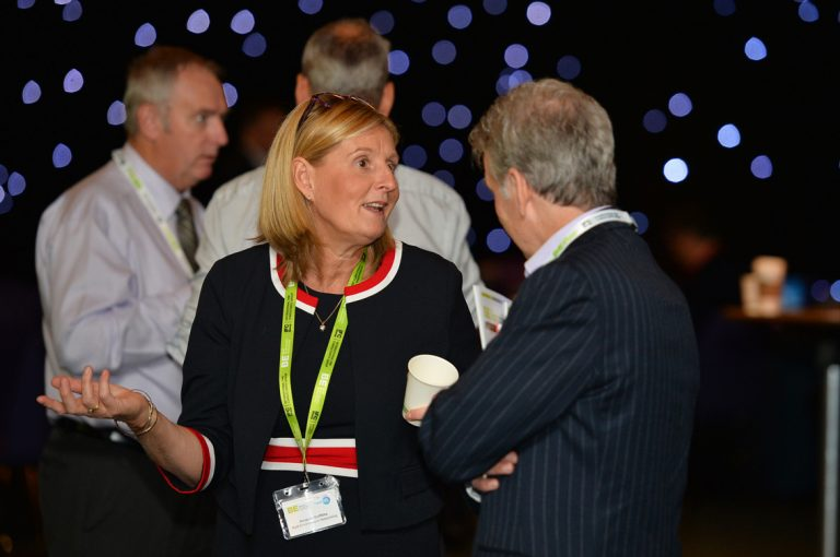 Amanda Griffiths of Built Environment Networking
