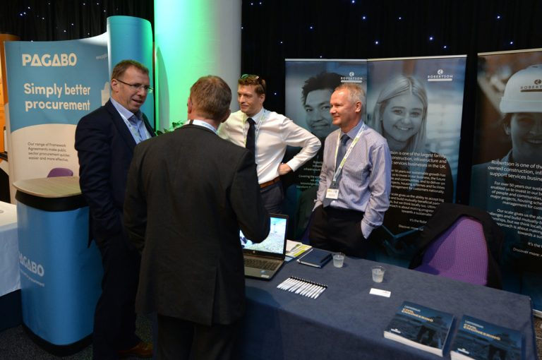Robertson Construction making an appearance at Scotland Development Conference 2019