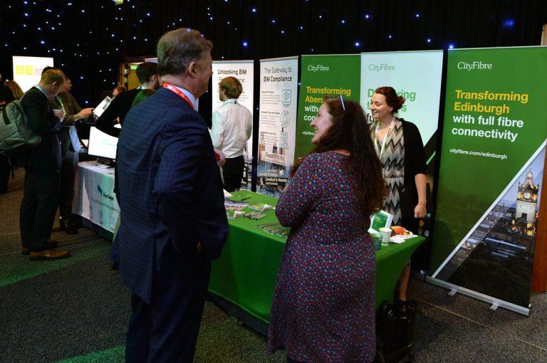 City Fibre at Scotland Development Conference 2019
