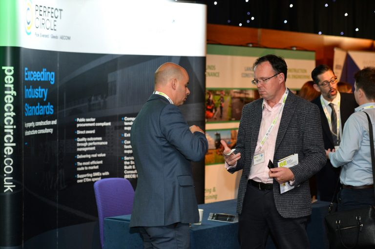 Attendee's swap details at Scotland Development Conference 2019