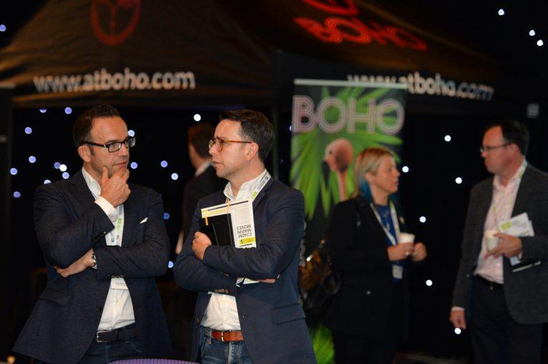 BOHO partnered networking in Scotland