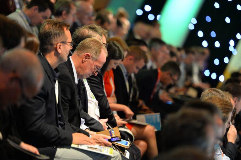 Networking in Scotland for Scotland Development Conference 2019