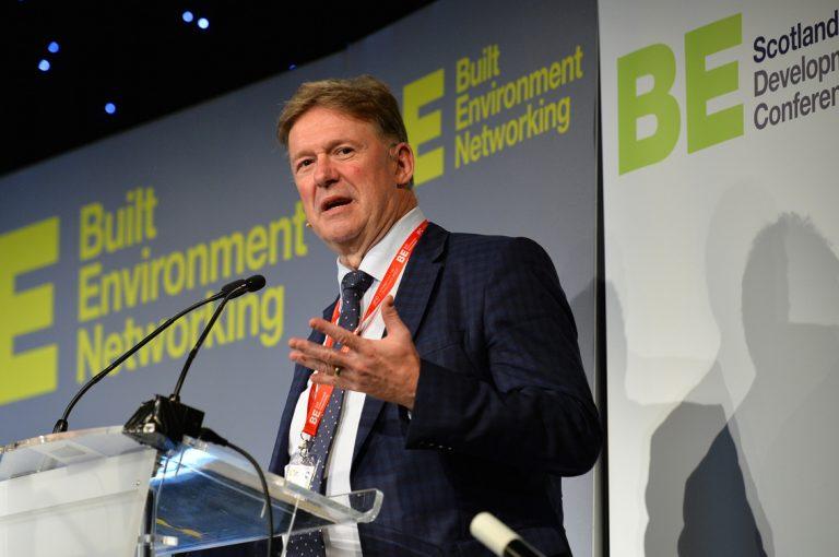 Andrew Kerr of Edinburgh City Council
