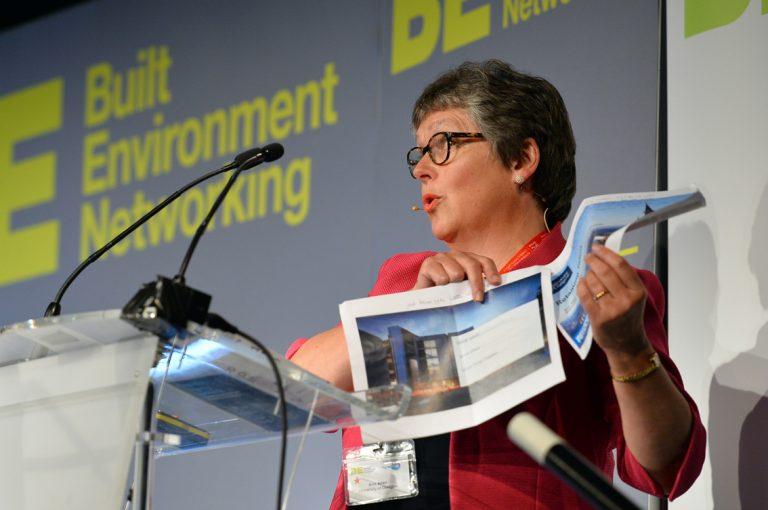 Ann Allen of University of Glasgow