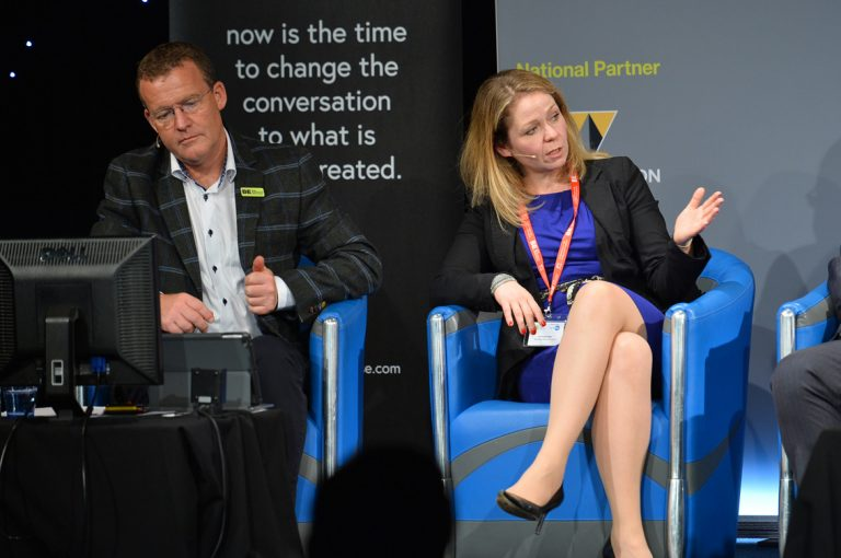 Kat Feldinger of Scottish Government
