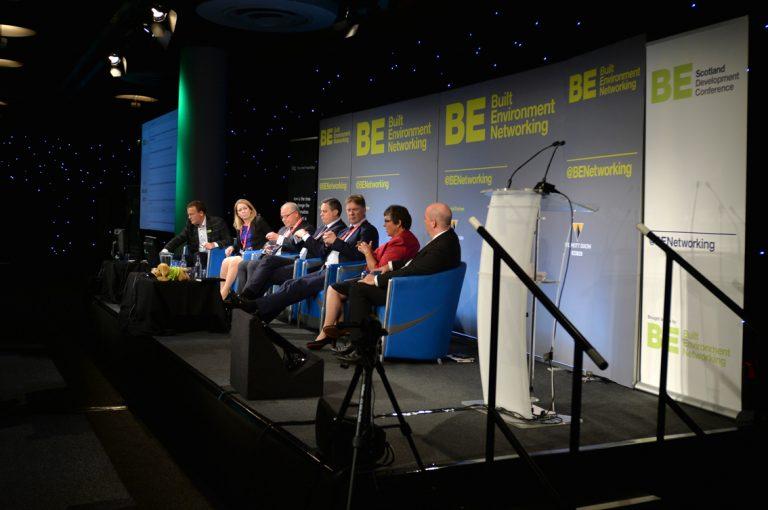 Phil Laycock, Kat Feldinger, Kevin Scarlett, Ann Allen, Leon MacPhearson, Andrew Kerr and Martin McKay