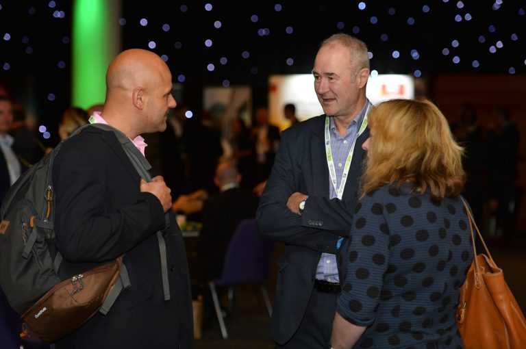 Networking for the Built Environment