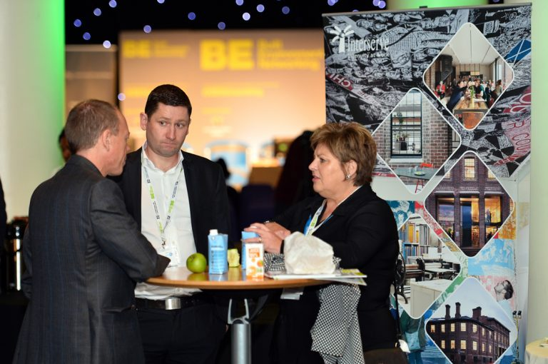 Built Environment Networking Conference in the EICC
