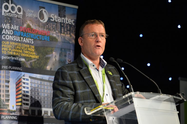 Phil Laycock at Scotland Development Conference