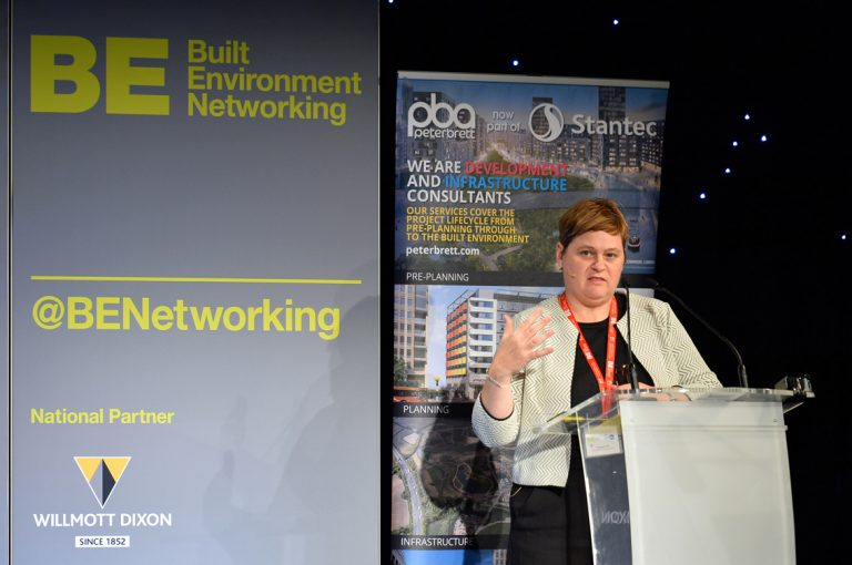 Angela Scott of Aberdeen at Scotland Development Conference 2019