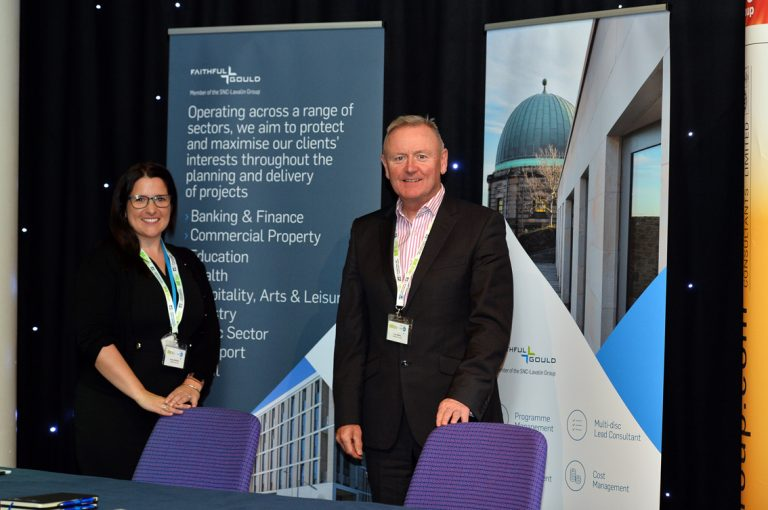 Faithful + Gould at Scotland Development Conference 2019