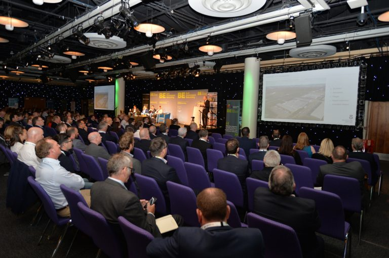 The room at Scotland Development Conference 2019
