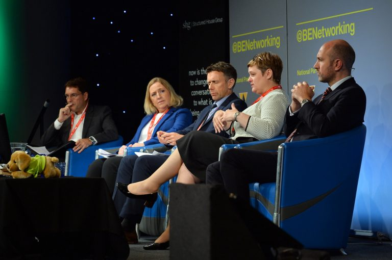 The Investing in Infrastructure Panel at Scotland Development Conference