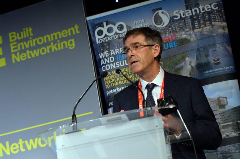 John McNairney of Scottish Government speaks