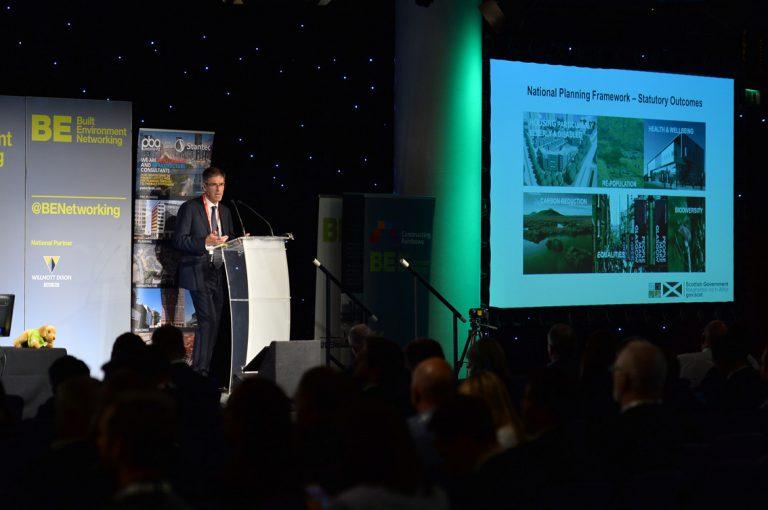 Built Environment Networking Presents Scotland Development Conference 2019