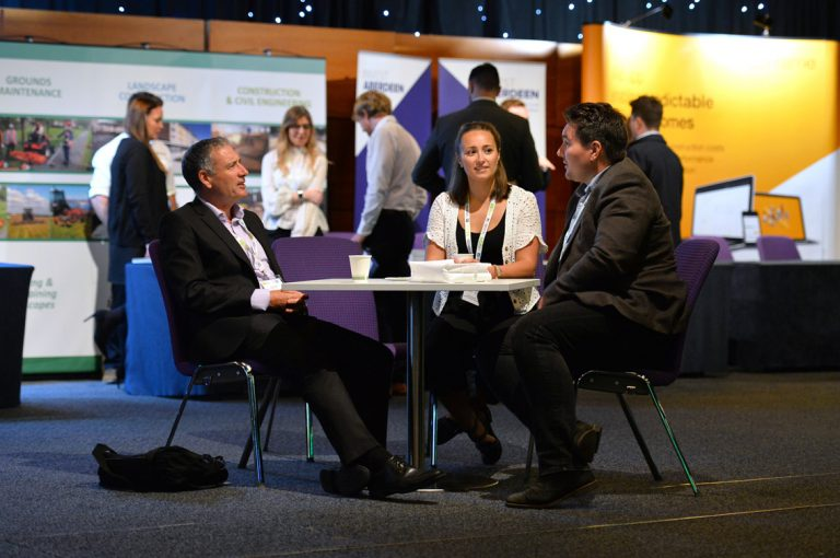 Scotland Development Conference Networking Event