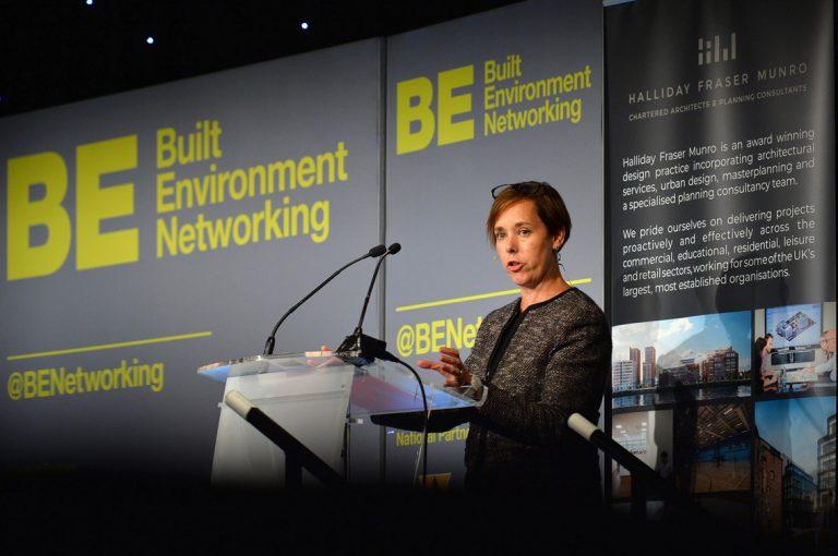 Nicola Barclay of Homes For Scotland