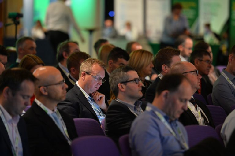 Attendee's at Scotland Development Conference 2019